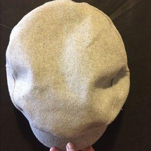Primark hat grey